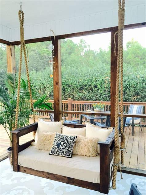 marvelous porch swing designs  spring enjoyment