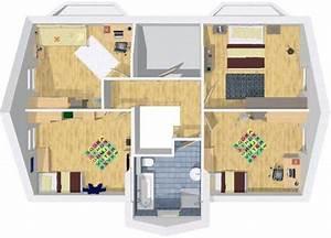 Haus Mit Einliegerwohnung Grundriss : haus mit einliegerwohnung alina massivhaus bauen wilms ag ~ Lizthompson.info Haus und Dekorationen