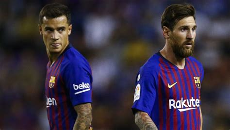Philippe Coutinho Puzzled by Barca's Champions League ...