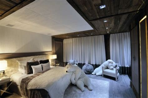chambre chalet de luxe 25 cozy and welcoming chalet bedrooms ideas