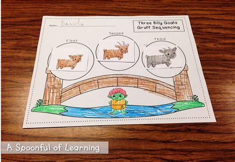 three billy goats gruff activities teaching 862   413af18fe1cdd2620ed73f739cdec721