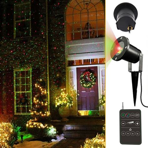 red outdoor christmas lights buy wp 001b 1 450nm laser projector light blue garden