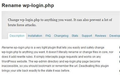 How To Hide Your Wordpress Login Page