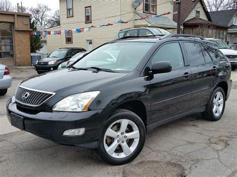 black lexus 2007 2007 lexus rx 350 4wd black courtesy auto sales wheels ca