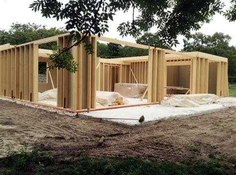 houten huis constructie zelf houten huis bouwen scanabouw houtskeletbouw