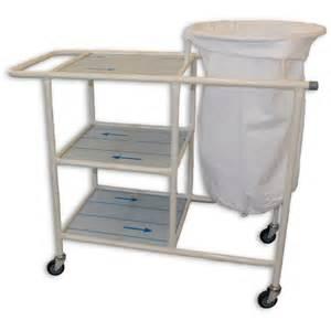 Hospital Soiled Linen Carts
