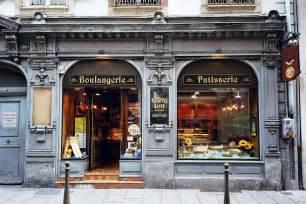 Boulangerie Patisserie Paris France
