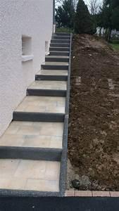 Escalier Extrieur CUINET Amnagement Extrieur