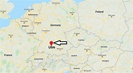 Where is Ulm Located? What Country is Ulm in? Ulm Map ...