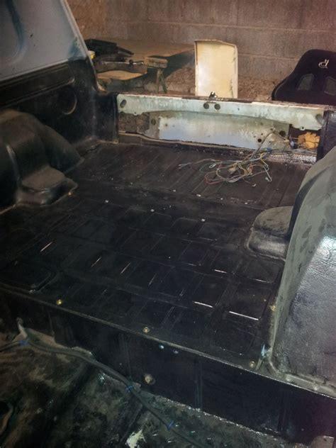 siege semi baquet pour 4x4 restauration lada periquet