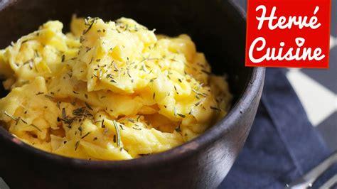 cuisine oeuf recette des oeufs brouillés parfaits astuce cuisine et