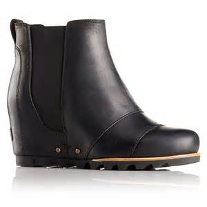 s wedge boots canada sorel lea wedge boot 39 s evo outlet