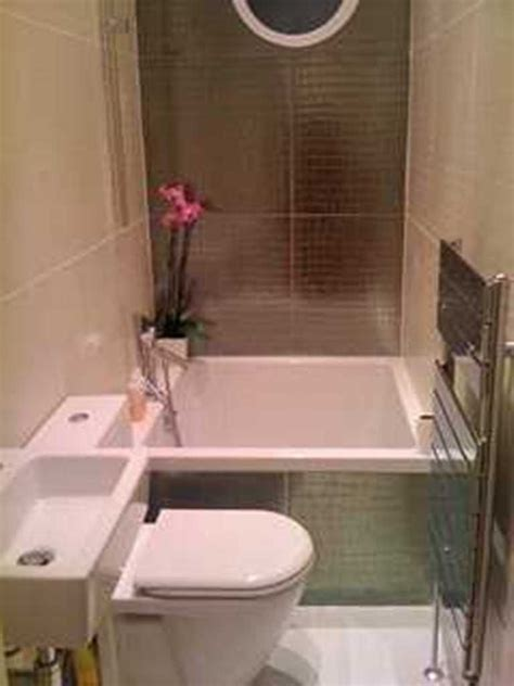 small square tub  shower   ft section small