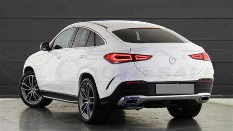 One of the breathtaking vehicles presented at iaa 2019. SOLD - #12295 - Mercedes-Benz GLE-Class GLE 400d 4Matic AMG Line Premium Plus - 3000CC ...