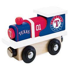 mlb baltimore orioles wood train wooden toy train toy