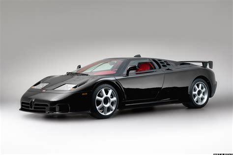 Model Perspective: Bugatti EB110   Premier Financial Services
