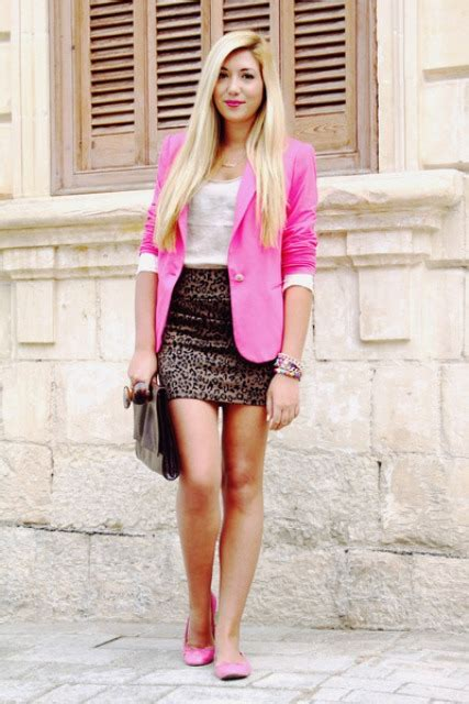 21 Hot Pink Blazer Outfits For Women - Styleoholic