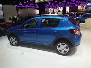 Dacia Sandero Automatique : francfort la dacia sandero passe l 39 automatique avec sa bo te easy r photo 2 l 39 argus ~ Gottalentnigeria.com Avis de Voitures