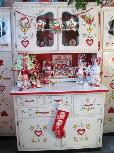 Hoosiers, Vintage Cupboards , Cabinets and Curios on