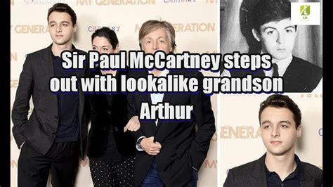 Paul Mccartney S Grandchildren