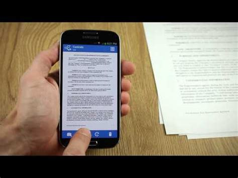10 Best Document Scanner Apps  Android Authority