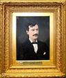 Portrait of Lord Randolph Henry Spencer-Churchill (1849 ...