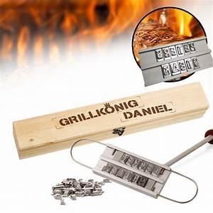 Schnapsgläser Mit Gravur : grillbrandeisen mit grillk nig gravur coole ideen und fundst cke geschenke geschenke f r ~ Watch28wear.com Haus und Dekorationen