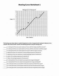 Heating Heating Curve Worksheet