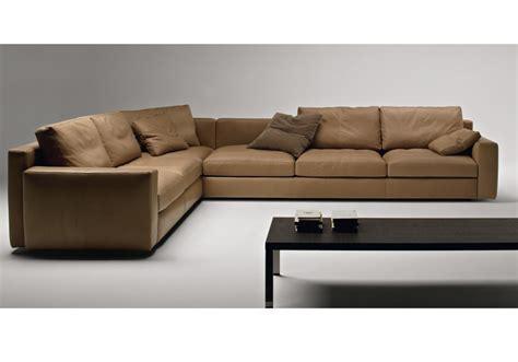 Massimosistema 3 Seater Sofa Poltrona Frau