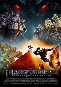Transformers 2 Poster by Alecx8 on DeviantArt