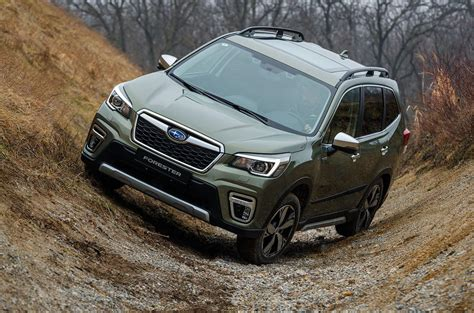 Forester Styles by Subaru Forester Eboxer 2019 Review Autocar