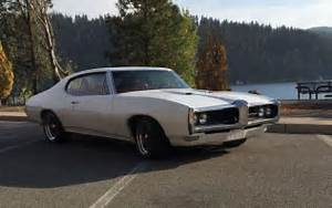 1968 Pontiac Le Mans 2 Door Coupe  Very Clean  Fuel