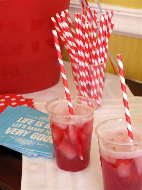 red aqua carnival birthday party invitations  grace