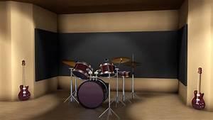 Music studio by kayinkento on deviantart