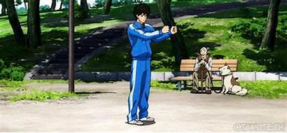 Anime Training Exercise Saitama Train Test Max