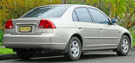 2002 Honda Civic by 2002 Honda Civic Partsopen