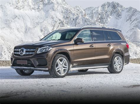 Review Mercedes Gls Class by 2017 Mercedes Gls Class Price Photos Reviews