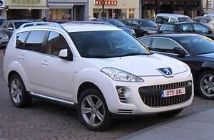 Voiture 7 Places Peugeot : voiture 4x4 a 7 places ~ Gottalentnigeria.com Avis de Voitures