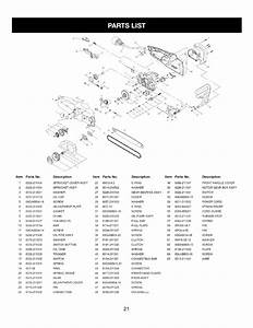 Page 21 Of Craftsman Chainsaw 316 34107 User Guide