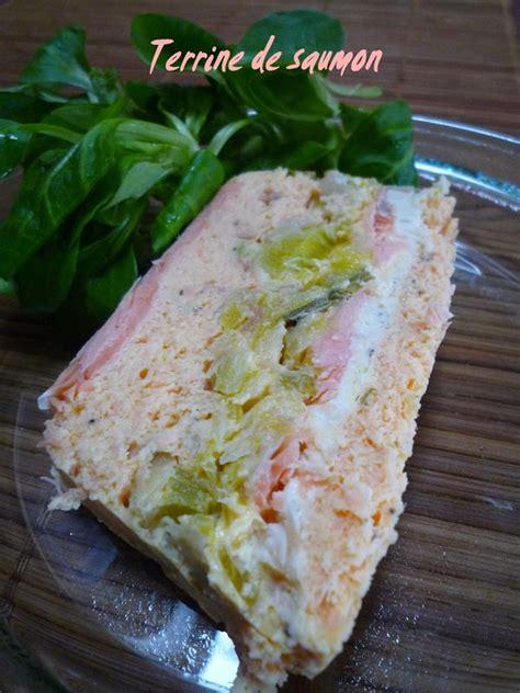 mes brouillons de cuisine terrine de saumon aux poireaux et tartare quot mes
