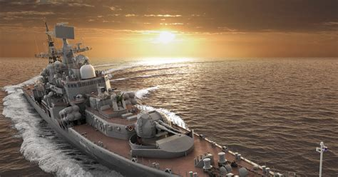 China's Navy Gets Its Act Together, and Gets Aggressive ...