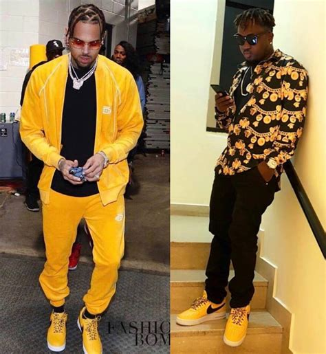 Chris Brown Fashion - The Best Fashion Of 2018