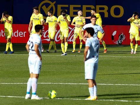 Parejo belter helps Villarreal go top | The Irrigator ...