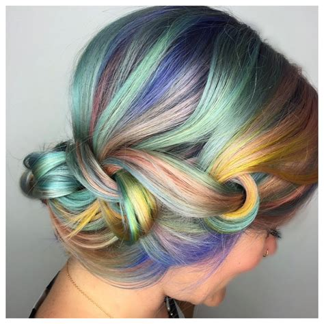 Stylenoted Trending Macaroon Hair Color