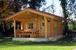 Englische Gartenhäuser Aus Holz : gartenblockhaus aus rundst mmen oder vierkantbalken bauen ~ Markanthonyermac.com Haus und Dekorationen