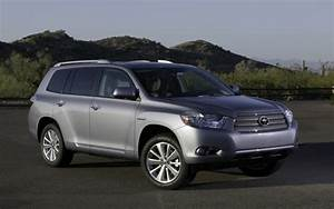 2008 Toyota Highlander Hybrid Owners Manual