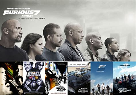 The remarkable evolution of the Fast and Furious movie ...