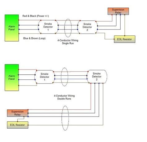 Troubleshooting Smoke Alarm Wiring The Detectors