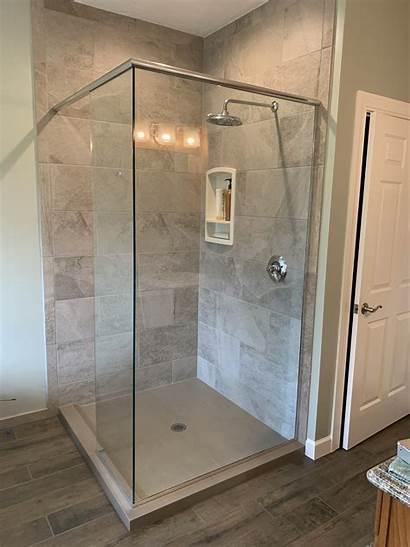 Shower Enclosures Doors Custom Glass Residential Window