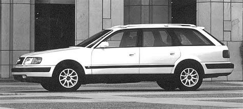 car owners manuals free downloads 1993 audi quattro interior lighting download free 1993 1994 audi quattro wagon 100cs maintenance information pdf online ebooks